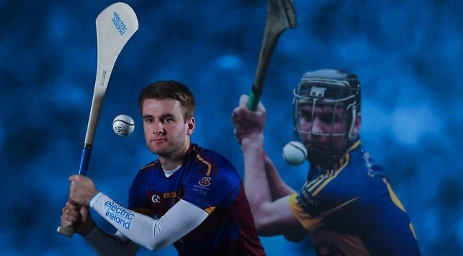 Win a hurling masterclass with DJ Carey for your club!